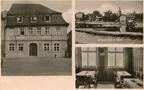 Georg-Wichtermann-Platz 4 gaststätte Paul