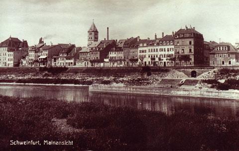 Postkarte um 1910