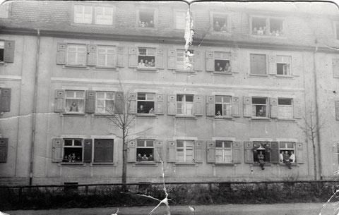 Friedrich-Ebertstraße Vorkriegszeit