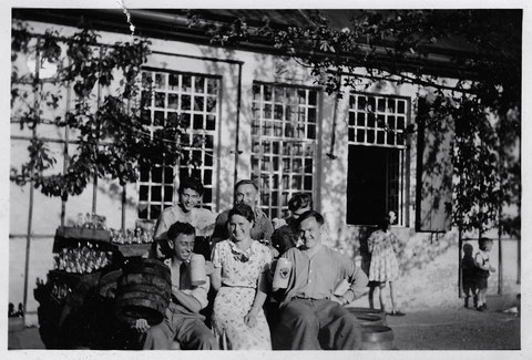 Schießhaus im Juni 1938