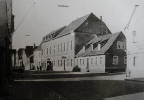 Gasthof Schwarzer Adler an der Hauptstraße