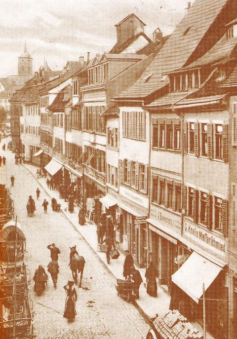 Brückenstraße 1906