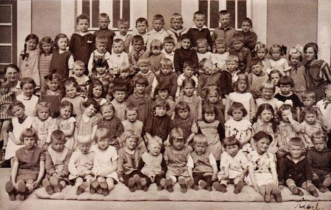 Kindergarten Oberndorf um 1930