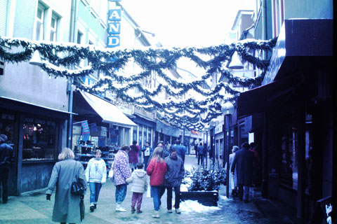 Winter 1986 - Danke an Christel Feyh - Fotograf Helmut Feyh