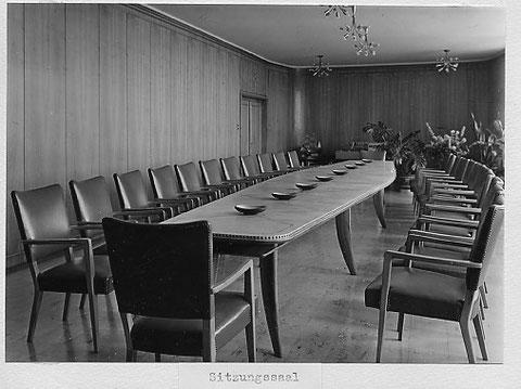 Großer Sitzungssaal