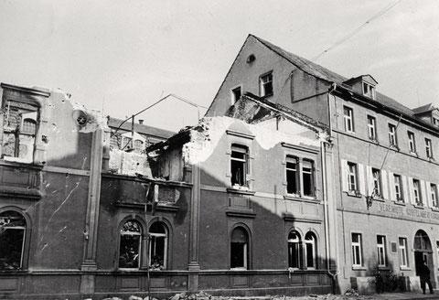 Bürogebaude Werk I Vereinigte Kugellagerfabrik (später SKF)