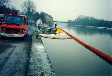 Schiffsbergung 1998