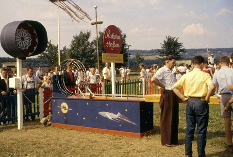 11.Juli 1959 SKF Wiesenfest - Kinderspiele