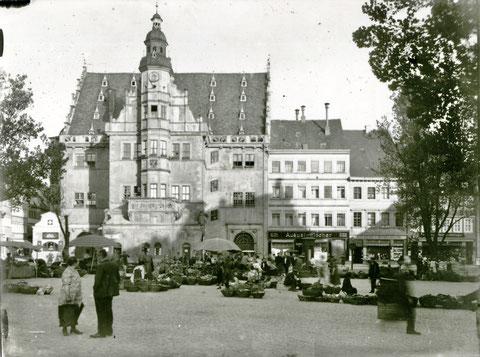 Marktplatz um 1930/32