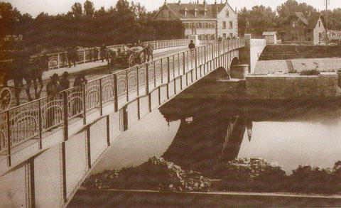 Die zweite Maxbrücke