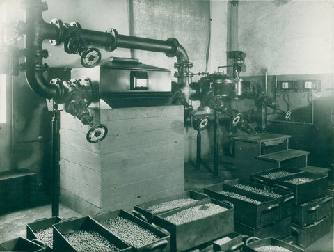 Gas- Mess u Regleranlage VKF Werk II 1930er