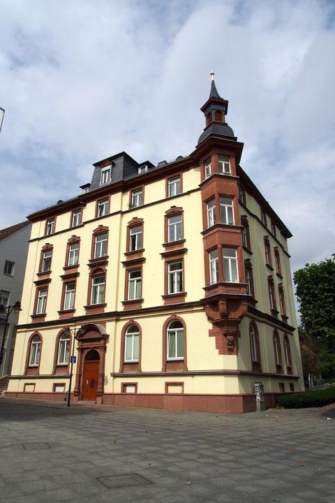 Rückertstraße 27 - 2014