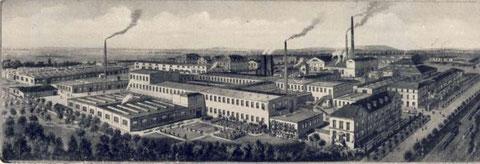 Das Werk im Jahre 1927