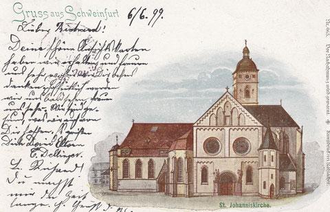 1899 - Danke an Jürgen Häckner