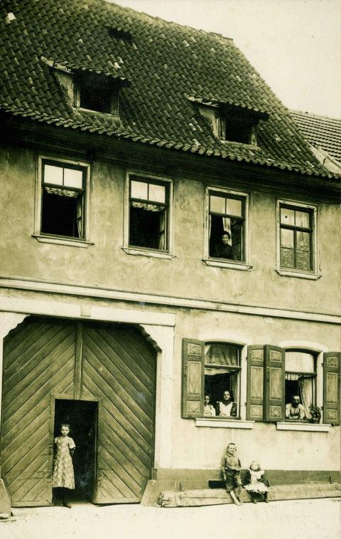 Untere Bauerngasse um 1910