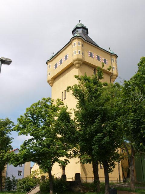 Wasserturm am Bergl