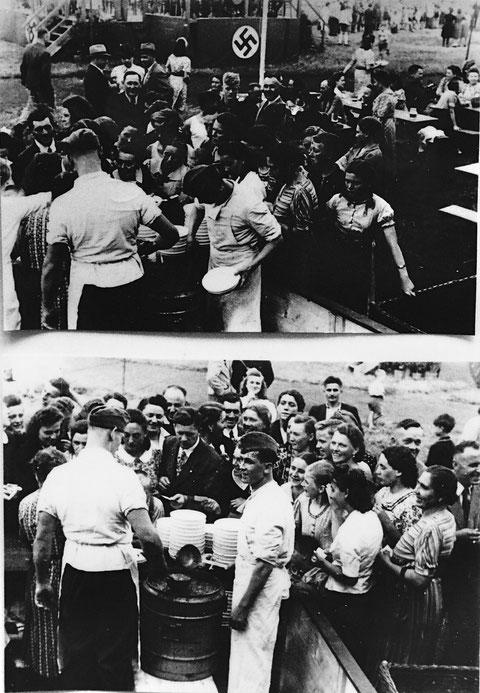 Ein Fest 1936