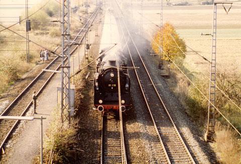 Dampflok-Treffen 1988