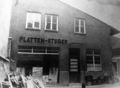 Luitpoldstraße 14 - Hinterhaus