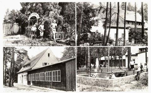 Licht- und Luftbad um 1943