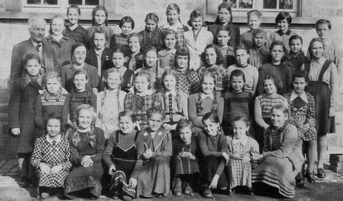 Klasse 1a, Februar 1952