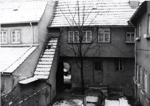 "Das ""Armenhaus""  Innenhof"