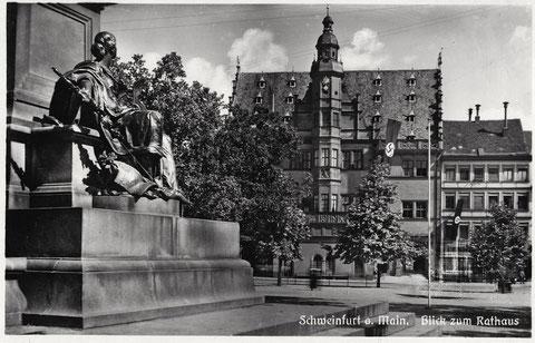 Rathaus - ca. 1940