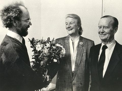 links: Herbert Wiener - rechts: Oskar Soldmann