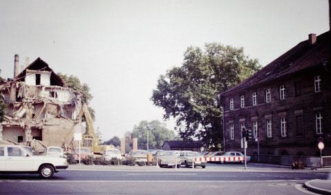 2.10.1979 - Abriss für den Paul-Rummert-Ring - Danke an Christel Feyh