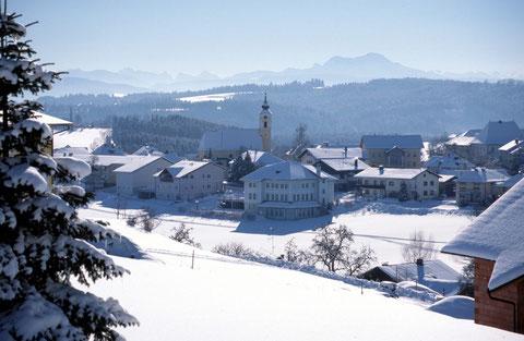 Neukirchen an der Vöckla - Winter