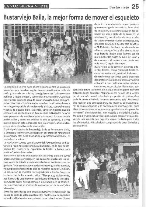 REVISTA LA VOZ DE LA SIERRA NORTE OCTUBRE 2009