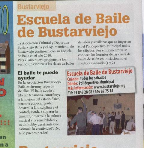 REVISTA EL BUSCADOR ENERO 2010