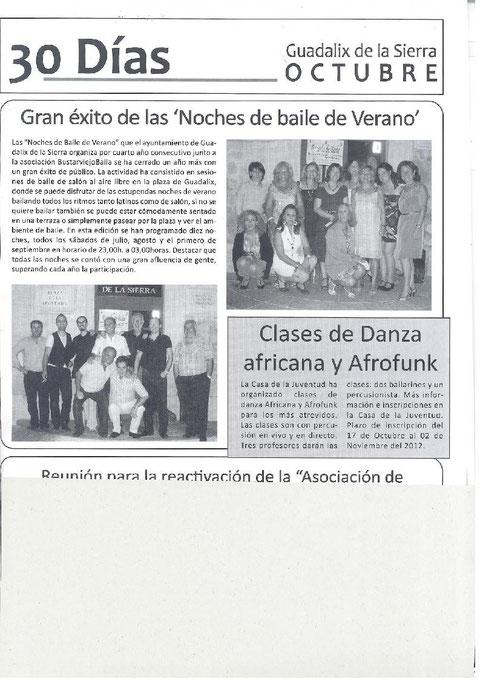 REVISTA LA VOZ DE LA SIERRA NORTE VERANO 2011