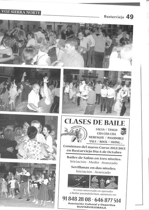 REVISTA LA VOZ DE LA SIERRA NORTE SEPTIEMBRE 2012