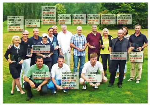 Clubmeisterschaft 2011 im Golf-Club Freudenstadt . Foto Rainer Sturm stormpic.de