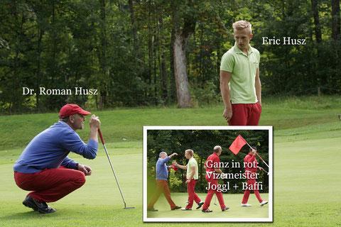 Clubmeisterschaft 2013 im Golf-Club Freudenstadt, Klassischer Vierer. Foto Rainer Sturm stormpic.de