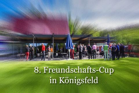 2014: Freundschafts-Cup der Herrengolfer aus Freudenstadt, Königsfeld und Niederreutin. Foto Rainer Sturm stormpic.de