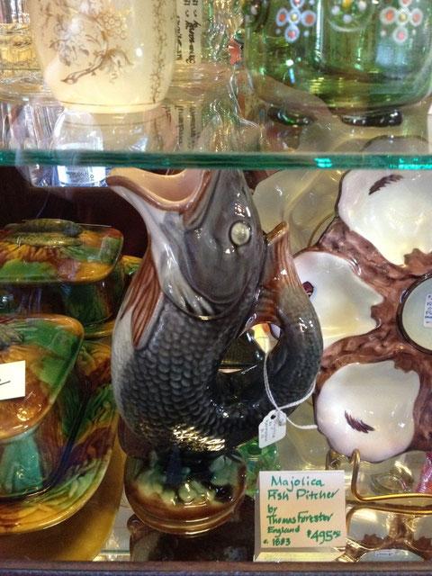 Originaler Gluckigluck - gesehen in einem Antiquitätenladen in den USA