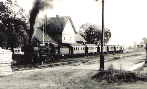 Aufnahme von 1949 - Archiv W. Malek