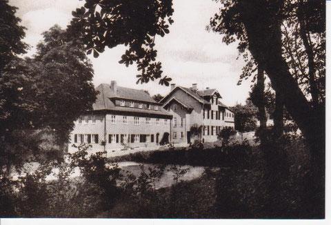 Wiswerweg 7  1970er - Archiv W.Malek