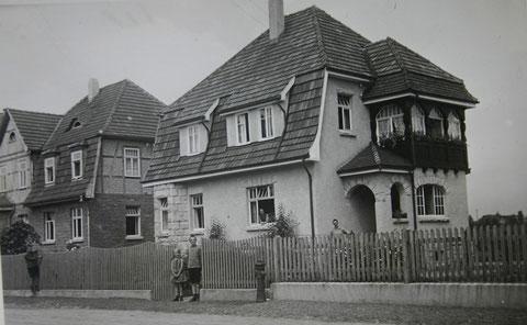 Anfang der 1930er Jahre - Archiv W.Malek