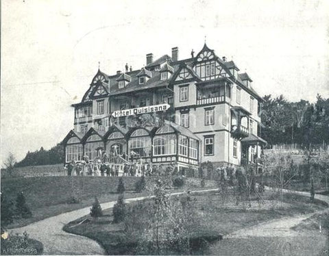 Aufnahme 1903 - Repro W.Malek