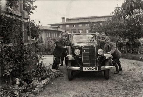 Automobil in Bad Salzungen von Michaela Bischoff gepostet