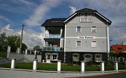 Villa Rommel - Aufnahme 19.05.2021 W. Malek