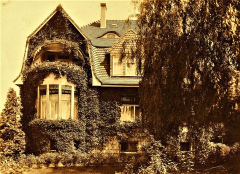 Villa Julia 1940 - Quelle Fritz Lauterbach