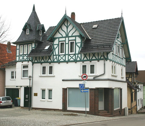 Aschenbergstraße 2, Aufnahme März 2012