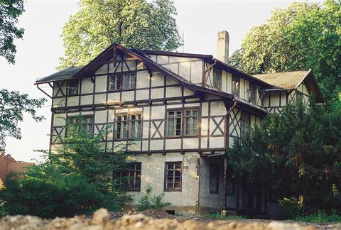 Villa Charlotte, Wohnhaus Albert Briel, gepostet am 31.08.2018 von J.Bodenstein