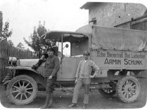 Aufnahme 1925