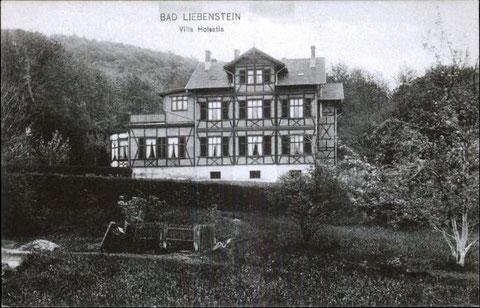 Verlag Wilhelm Löser vor 1910