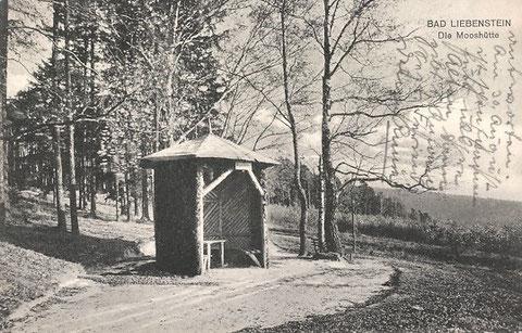 Ansichtskarte gelaufen 1915